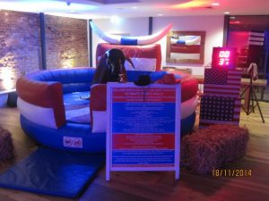 RODEO BULL HIRE 12 FT BED