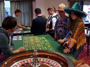 FUN CASINO HIRE ROULETTE