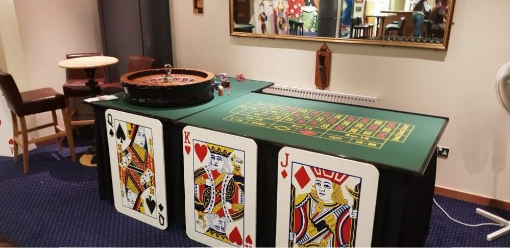 TOP QUALITY FUN CASINO HIRE